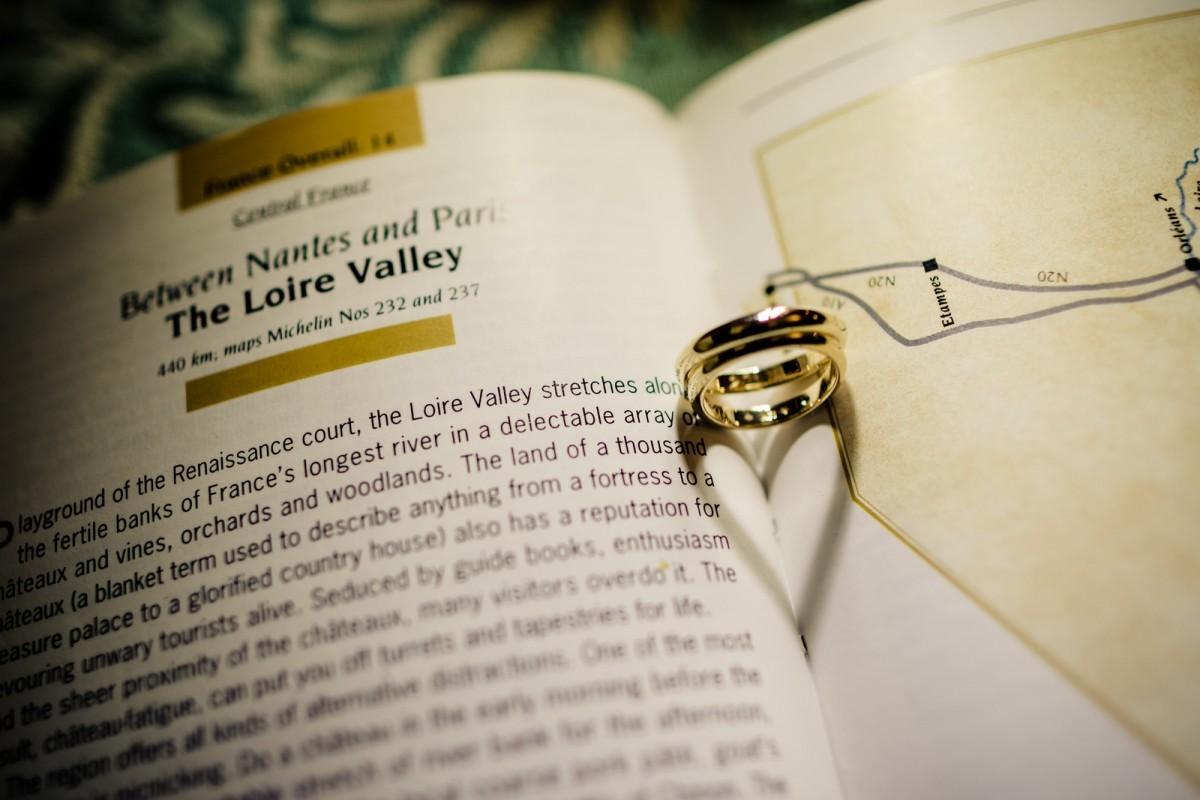 Casamento Loire Valley
